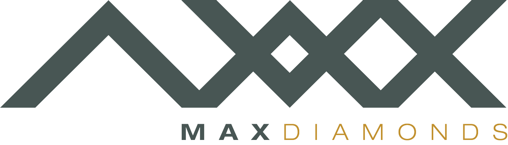 Max Diamonds | Bespoke Jeweler London | Wedding Rings Retina Logo