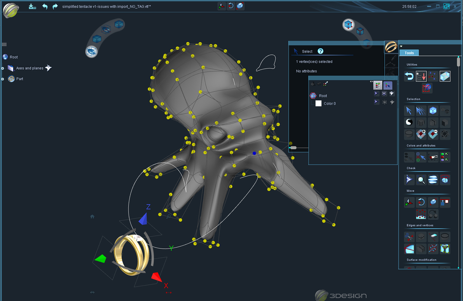 3Design screen grab